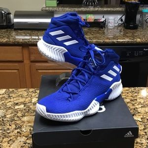 Adidas Pro Bounce 2018 Mens Basketball Shoes